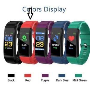 Smart Bracelet,Waterproof Fitness Tracker Heart